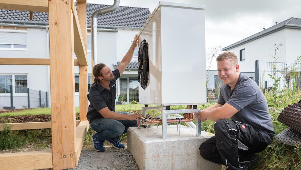 Installation Wärmepumpe Regensburg