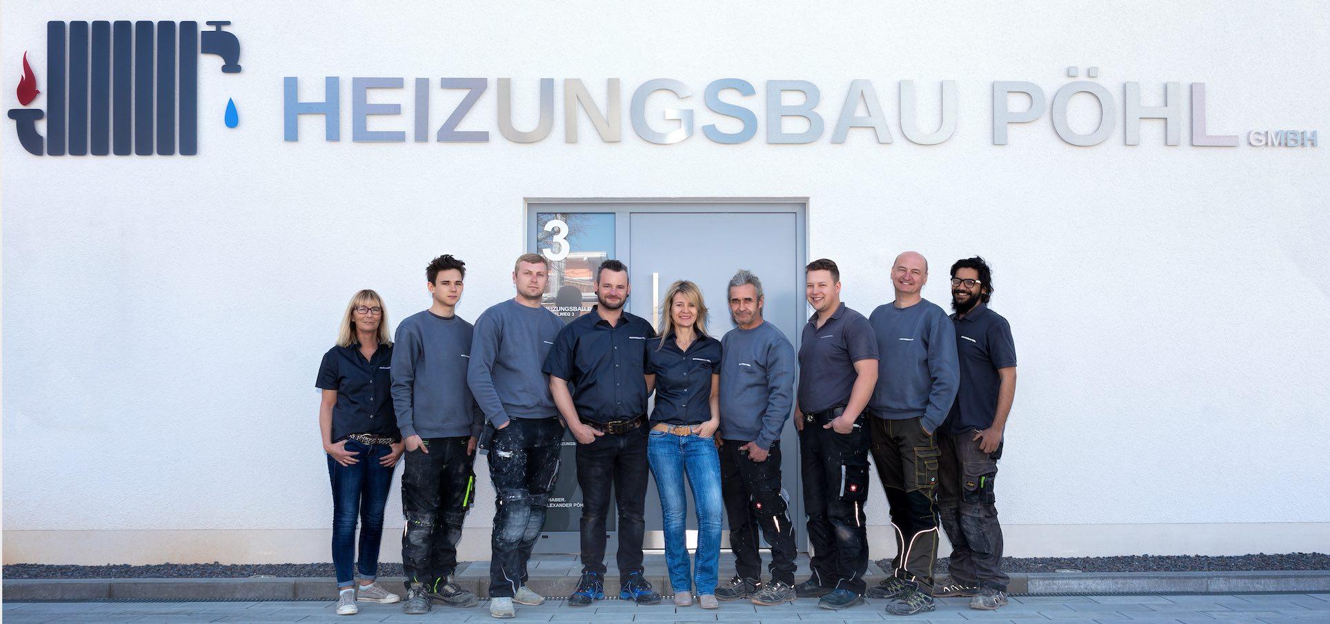 Team Heizungsbau Poehl