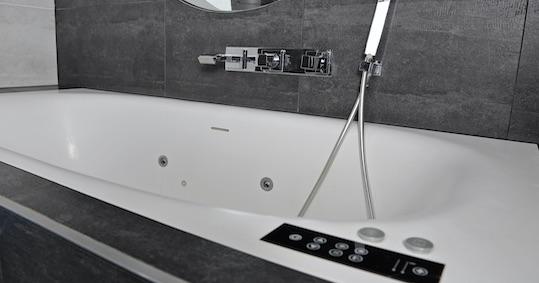 Hydrotherapie in Regensburg im eigenen Bad
