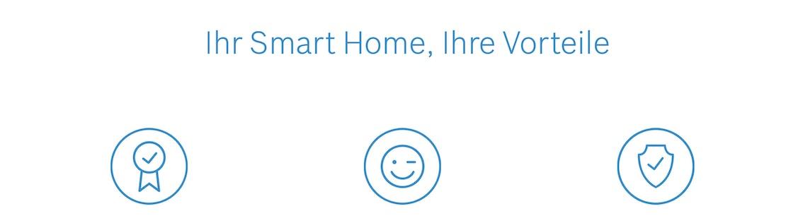 Bosch Smart Home Vorteile