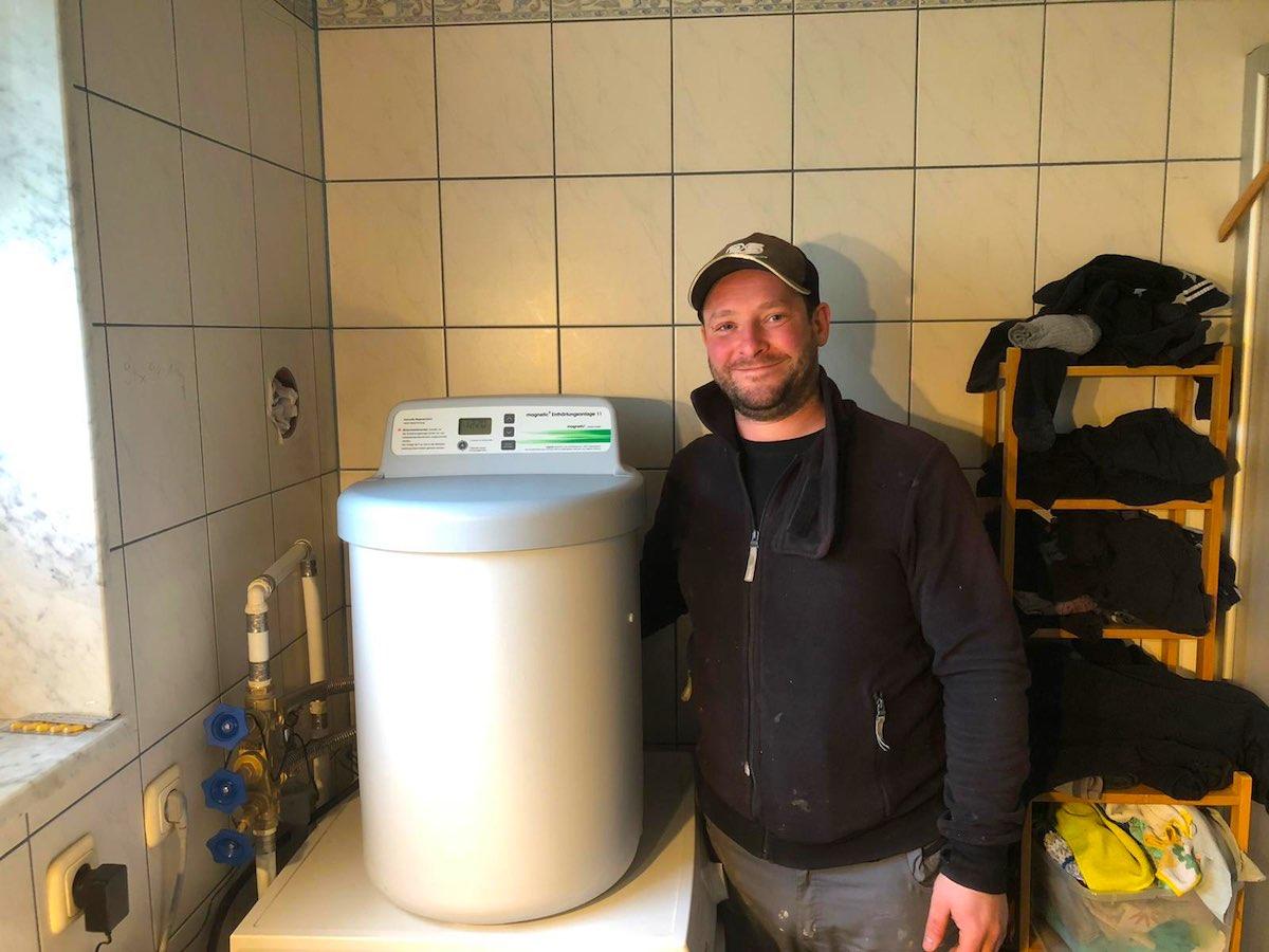 Entkalkungsanlage Einbau Regensburg